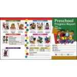 Preschool Progress Report Card, 2 year olds